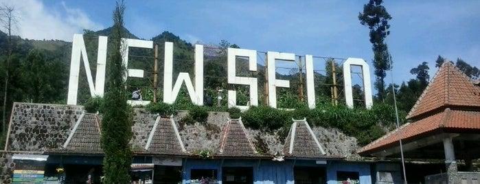 New Selo is one of Wisata Jateng DIY.