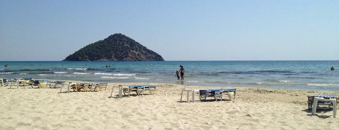 Paradise Beach is one of Deneme.