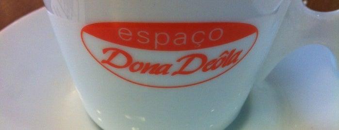 Espaço Dona Deôla is one of Já Fui SP.