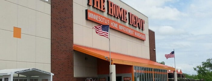 The Home Depot is one of Guide to Eagan's best spots.