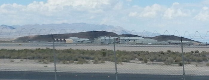 Creech Air Force Base is one of AFBs.