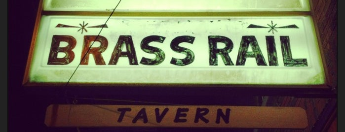 The Brass Rail is one of Fort Wayne Food.