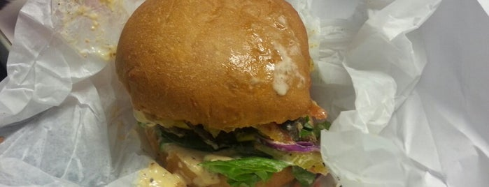 ēT Premium Grill is one of Top picks for Burger Joints.