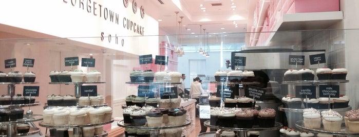 Georgetown Cupcake is one of Desserts Around NYU.