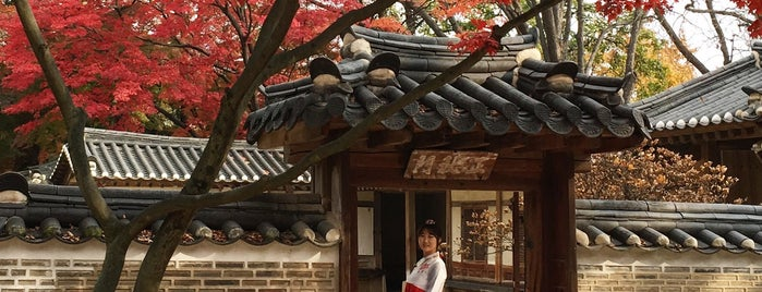 Huwon, Secret Garden is one of Travel Guide to Seoul.