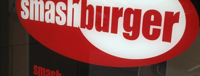Smashburger is one of Favorite Food.
