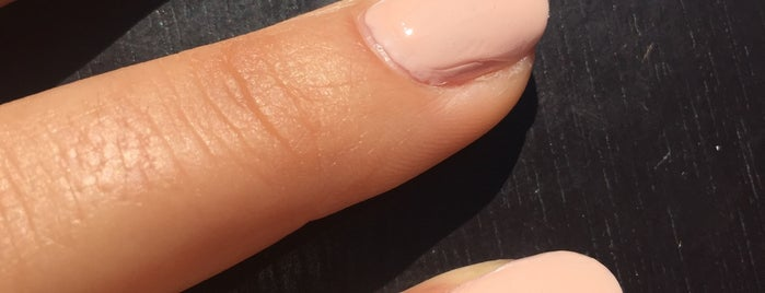 Apple Nails is one of The 15 Best Nail Salons in Los Angeles.