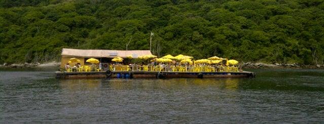 Restaurante Flutuante do Forno is one of Roteiro Arraial do Cabo.