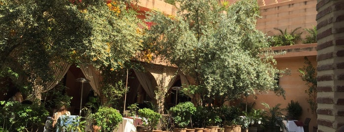 Maison Arabe is one of Travel Guide to Marrakesh.