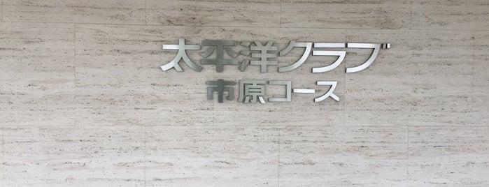 太平洋クラブ 市原コース is one of Top picks for Golf Courses.