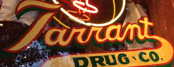 Tarrant's Cafe is one of RVA Best Food Spots.