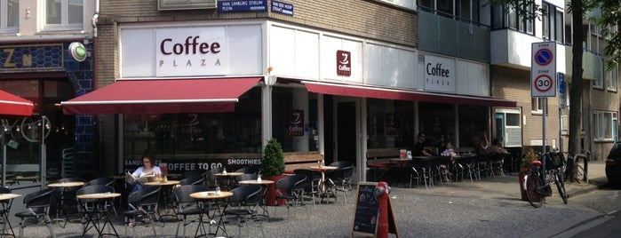 Coffee Plaza is one of Free WiFi Amsterdam.
