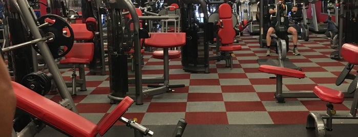 Workout Anytime Decatur is one of Workout Anytime Locations.