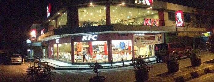 KFC is one of KFC Chain, MY #1.