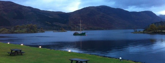 Loch Leven is one of Mel's Faves :).