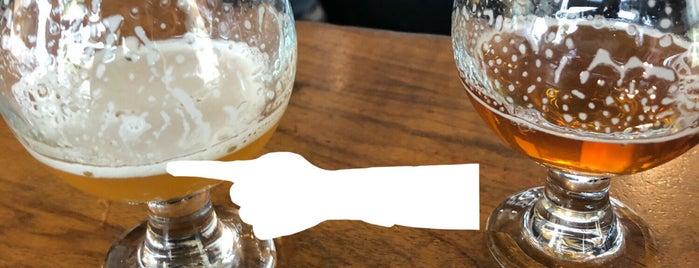 BNA Brewing is one of Kelowna.