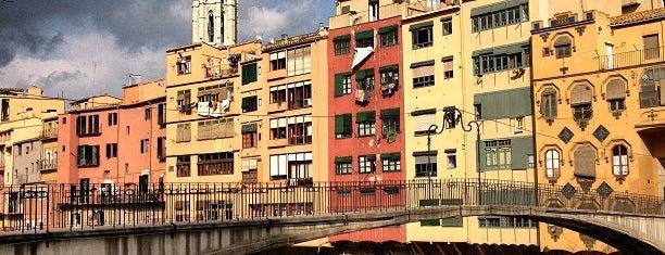 Girona is one of Gente buena y buena gente.