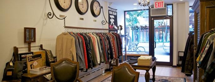 Self Edge is one of Shops to visit | New York.