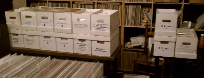 Co-Op 87 RECORDS is one of Vinyl stores.