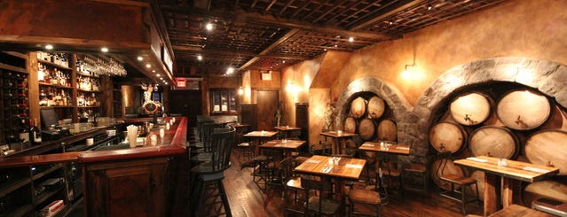 Kristophe is one of NYC Restaurants: To Go Pt. 2.