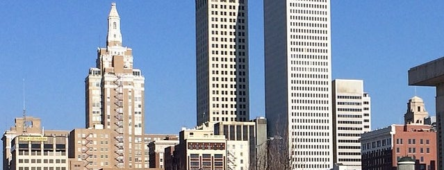 City of Tulsa is one of Increase your Tulsa City iQ.