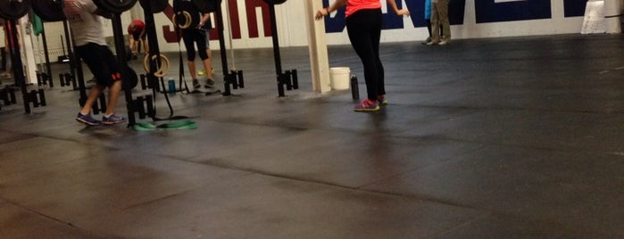 CrossFit South Denver is one of My places.
