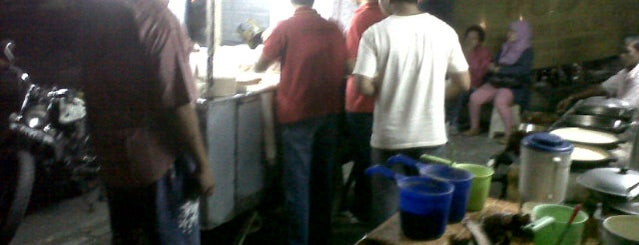 Martabak Rudy is one of Hunting foods.