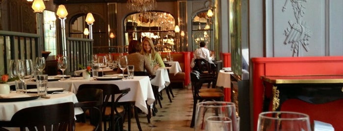 Brasserie Мост is one of On go.