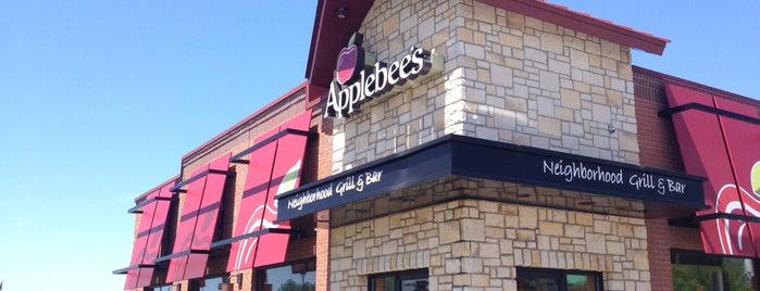 Applebee's Grill + Bar is one of NOLA.