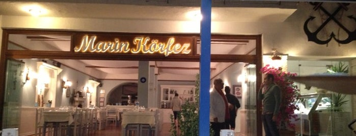 Marin Körfez Restorant is one of Best Of CESME.