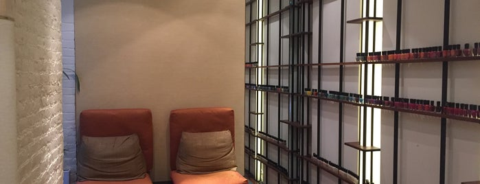 Jin Soon Natural Hand and Foot Spa is one of New York.