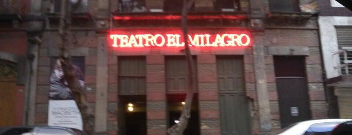 Teatro El Milagro is one of Lo mejor en Col. Juárez CDMX.