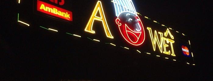 A Wet Thai Restaurant is one of Makan @ PJ/Subang(Petaling) #3.
