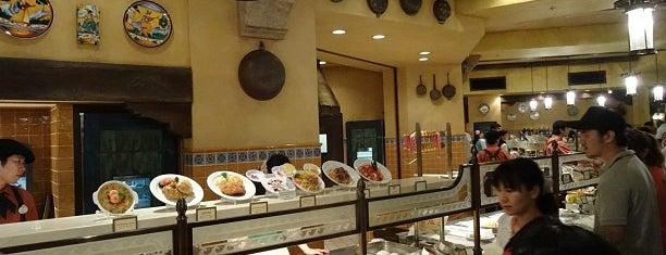 Cafe Portofino is one of Disney.