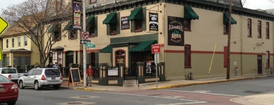 Klondike Kate's is one of Eat Local.