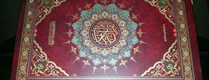 Surau Riyadhussolihin is one of Baitullah : Masjid & Surau.