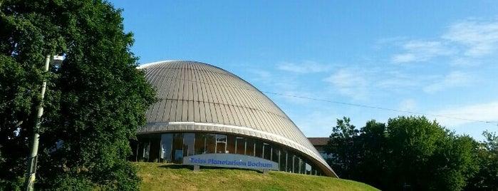 Zeiss Planetarium Bochum is one of Bochum #4sqcities.