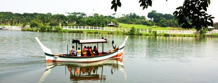 Taman Botani Putrajaya is one of ST list.