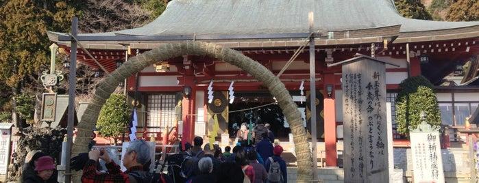 大山阿夫利神社 下社 is one of 海老名・綾瀬・座間・厚木.