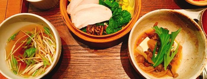 農家の台所 新宿3丁目店 is one of 菜食できる食事処 Vegetarian Restaurant.