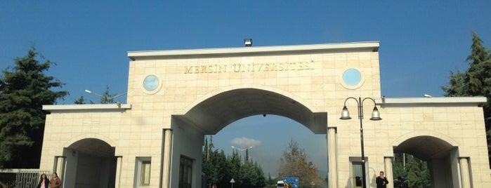 Mersin Üniversitesi is one of Başka Sinema Salonları.