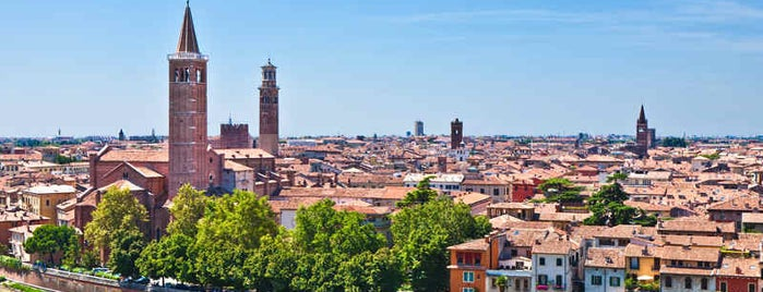 Verona is one of Part 3 - Attractions in Europe.