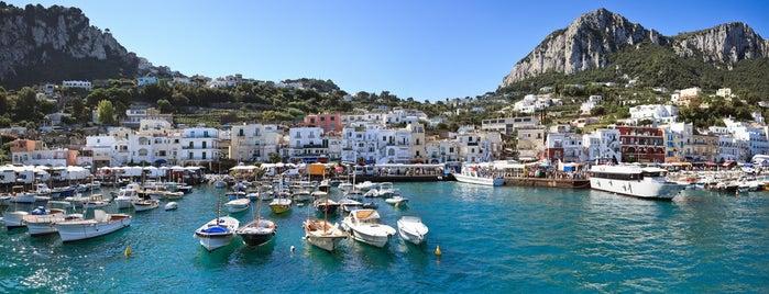 A spasso per Capri - Napoli - Campania