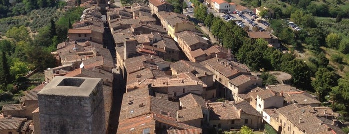 Torre Grossa is one of Toscana.