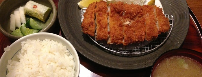 Katsusei is one of FAVORITE JAPANESE FOOD.