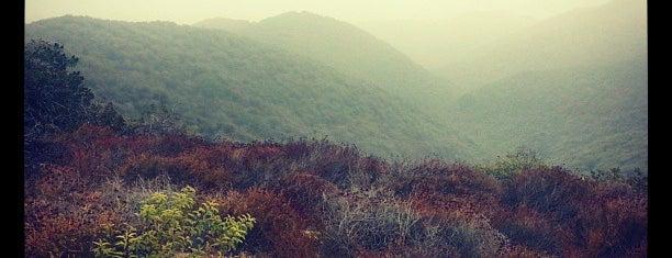 Westridge Trailhead is one of Hike LA.