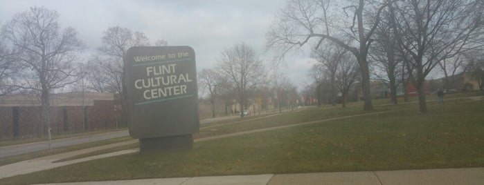Flint Cultural Center is one of 101 Things to Do Before You Graduate.