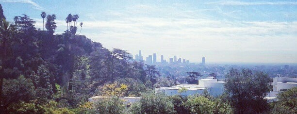Griffith Park is one of I'm in L.A. you trick!.