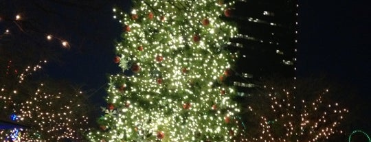 Sundace Square Christmas Tree is one of Not-so-Usual Things to Do.