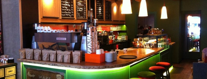 Mambocino Coffee is one of Alternatif Kafeler İstanbul.